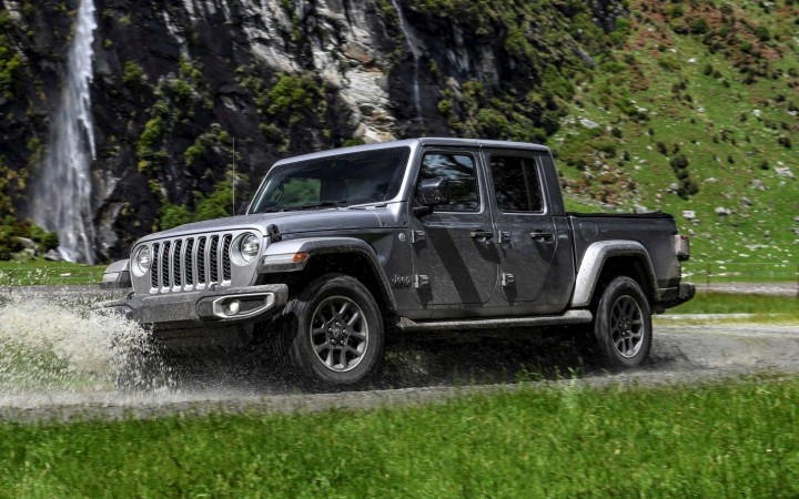 Jeep's Gladiator is a rock star of the Ute world - David Linklater, driven.co.nz